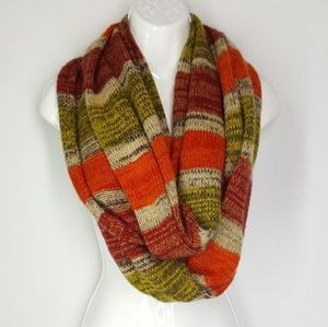 V. Fraas infinity scarf, women's scarf.